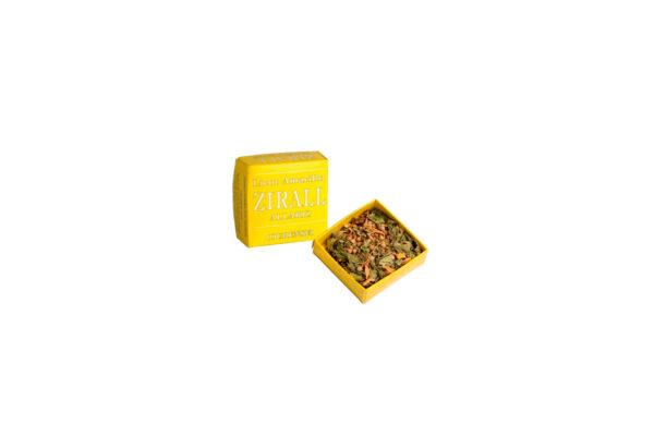 licor hierbas amarillo zirall