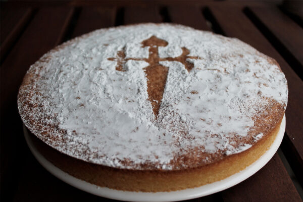 Tarta de Santiago productos gallegos Ocarallo